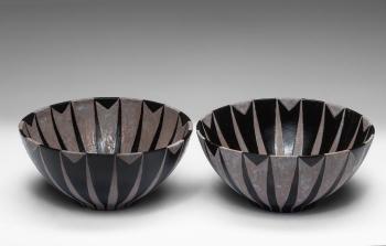 Bowls GB pair print