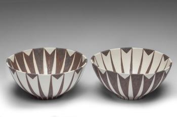 Bowls GW pair print