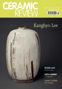 Ceramic review cover