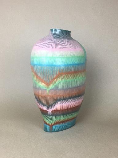 Coil vase (i)